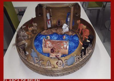 01 - Primer premio -CMC Tentudía - El arca de Belén