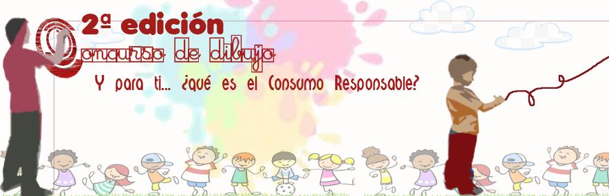 """Ganadores 2ª edición del concurso de dibujo infantil y juvenil """"Y para tí… ¿qué es el Consumo Responsable?"""""""